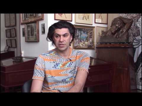 Living and breathing ballet: Nikolai Tsiskaridze