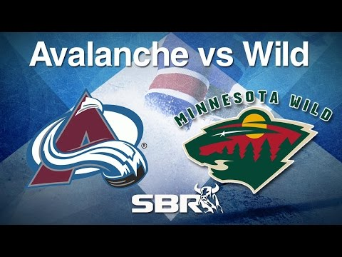 NHL Picks on Central Division Match: Avalanche vs Wild