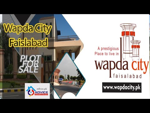 Wapda City Faisalabad plots and Houses for sale.