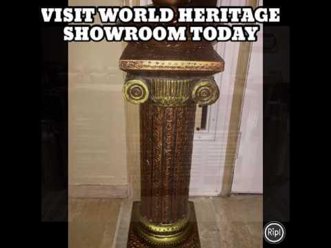 World Heritage Showroom in Monmouth Junction, NJ