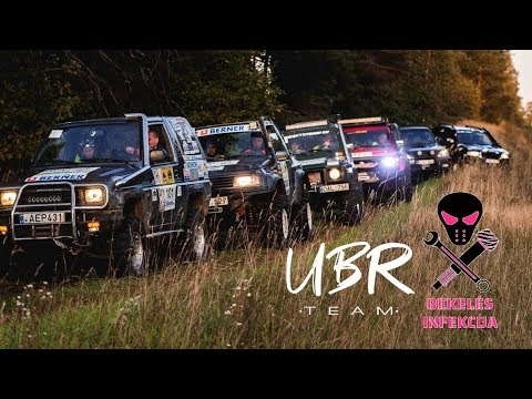 UBR Team: Off-road'as! BEKELĖS INFEKCIJA! Trys Klasės: ATV, Hard Ir Tourism!