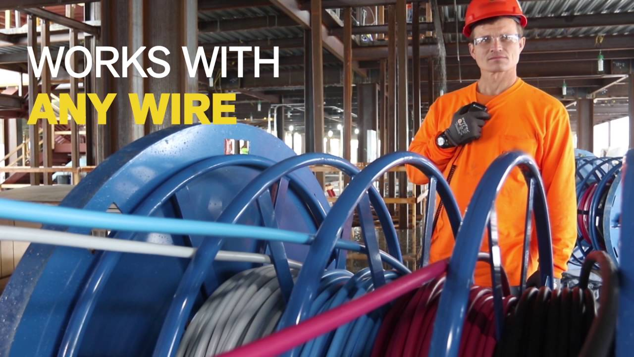 Graybar SmartReel And Encore Wire - Wire Pulls Have Never Been ...