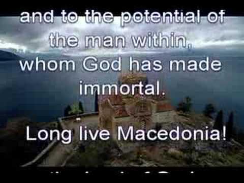 Macedonia - Biblical land