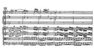 Haydn. Sinfonía nº 39 en Sol menor. IV-Finale Allegro di molto. Partitura. Interpretación
