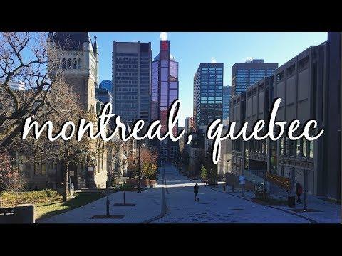Montreal Travel Diary
