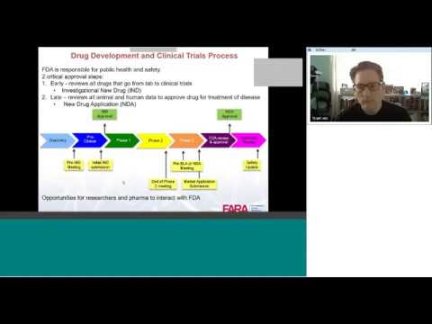 April 4th Webinar about the upcoming Patient Focused Drug Development meeting with the FDA