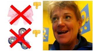 Miss Lloyd doesn't like Fidget Spinners!!