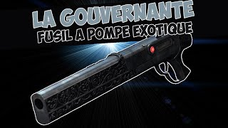 [DESTINY] LA GOUVERNANTE - QUETE EXOTIQUE JOLLY HOLLIDAY - FUSIL A POMPE EXOTIQUE (The Chaperone)