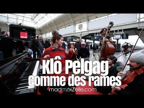 Klô Pelgag - Comme des rames - Gare de Lyon