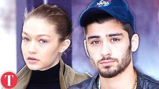 There's Something Strange Happening With Gigi Hadid And Zayn Malik