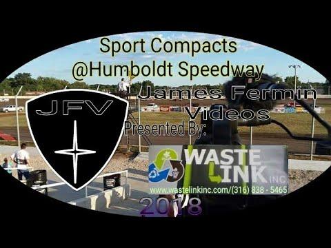 Sport Compacts #2, Heat 2, Humboldt Speedway, 05/04/18