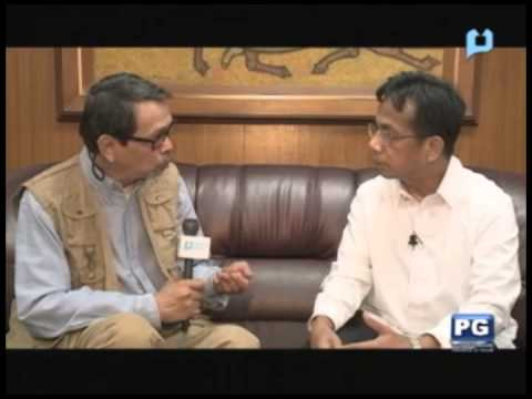 Nation in Motion: Interview of NEDA Dir. Gen. Arsenio Balisacan, on the promise of Mindanao