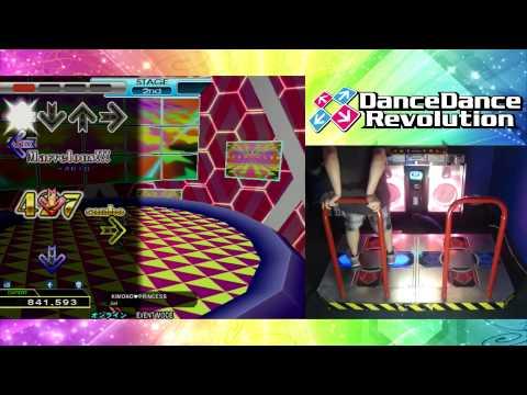 KIMONO♥PRINCESS (Expert) PFC AAA on DDR 2013