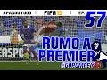 FIFA 15 - RUMO A PREMIER 3ª TEMP #57 - O PENALTI MAIS ROUBADO! [PS4]