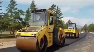 Глава Бурятії перевіряє ремонт доріг