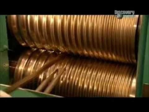 Изготовление золотых цепей