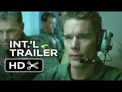 Good Kill Official UK Trailer #1 (2015) - Ethan Hawke, January Jones Movie HD