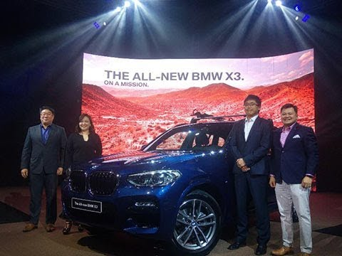 All New BMW X3 Launch   Industry News