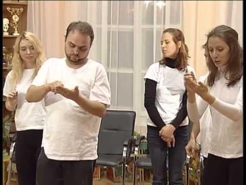 Playback Theatre Kyiv Ukraine Плейбек-театр Київ Україна