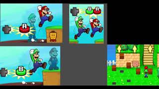 [TAS] [Obsoleted] DS Mario & Luigi: Partners in Time by Migu in 3:21:09.92