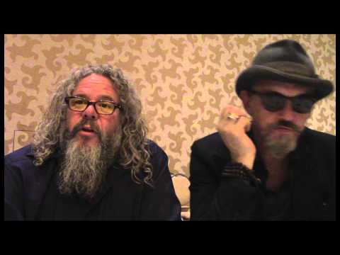 Tommy Flanagan and Mark Boone Jr 'Sons of Anarchy'