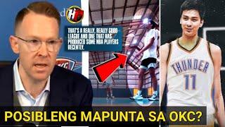 GM ng isang NBA Team may SINABI? Kai Sotto POSIBLENG MAPUNTA sa team ng OKC!
