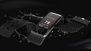 Wearpai Fitness Tracker Heart Rate Monitor Smart Wristband