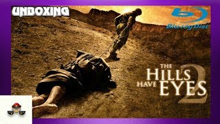 The Hills Have Eyes 2 unrated Blu Ray Unboxing