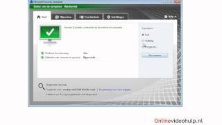 Antivirus programma Microsoft security essentials installeren op je pc