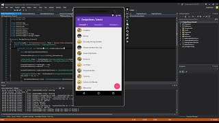 Xamarin Android Tutorial 79 Design Library Pt 1