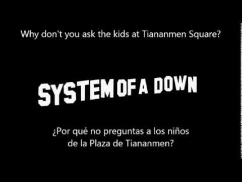 System Of A Down - Hypnotize Sub Eng/Esp