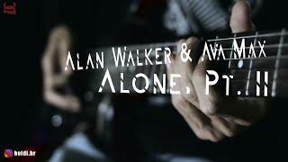 Alan Walker & Ava Max - Alone, Pt II (Heldi Hr Guitar Cover)