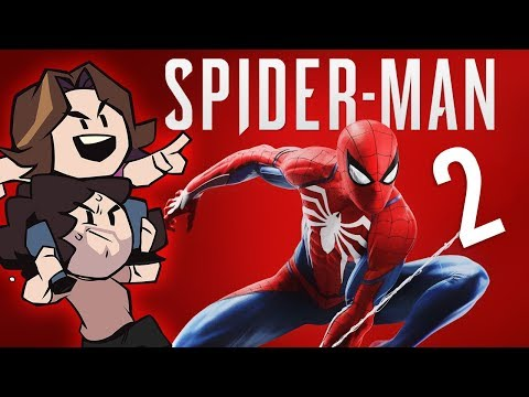 Spider-Man: Commence Kiss - PART 2 - Game Grumps