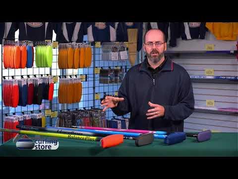 Choosing A Curling Broom | The Curling Store