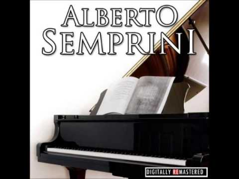 Alberto Semprini - Mediterranean Concerto