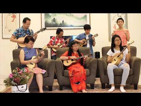 Cuando Medley - Singapore Ukulele Revival (SURE), Ukulele Ensemble