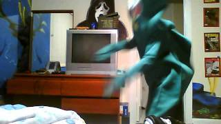 gumby does it like berney!!