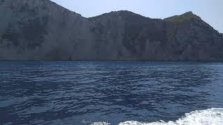 Zakynthos Greece Bay Wreck (Navagio Beach) 2018