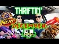 Thrift Store Hopping Episode 15: December Dollar Days