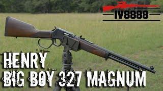 Henry Big Boy .327 Federal Magnum