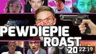 PewDiePie Roast 2017 (ft. Pupinia, Sam Hyde, Dillon The Hacker and more)