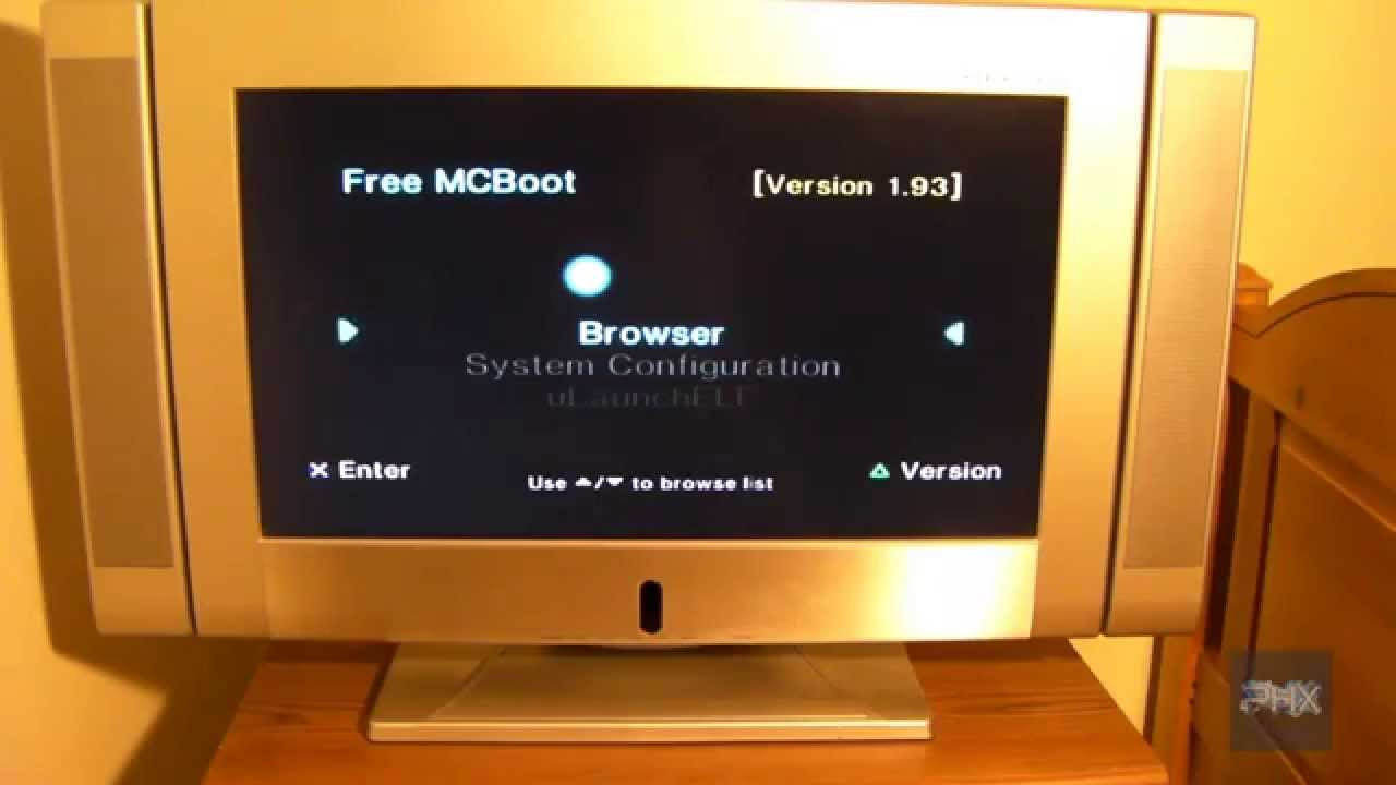 How To Use Wireless Ps2 Dvd Remote With Modded Ps2 For