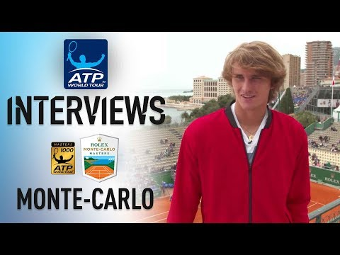 Zverev Reveals Why Playing In Monte-Carlo Is Special