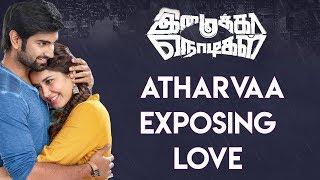 Tamil Short Scenes | Imaika Nodikal - Atharvaa Exposing Love | Nayanthara , Atharvaa
