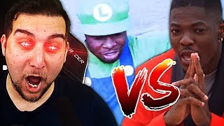 DON'T MAKE ME CHOOSE, THESE WERE MY CHILDHOOD!! | Kaggy Reacts yo Anime Themes VS Video Game Themes