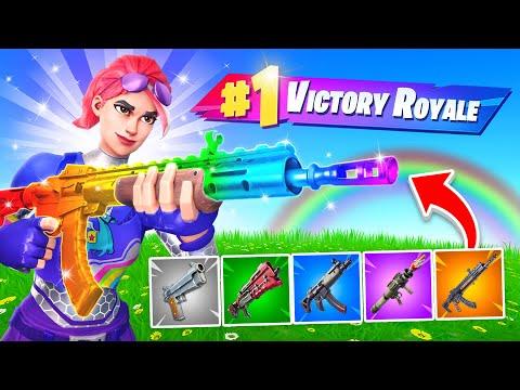 The *RAINBOW* Weapon Challenge!