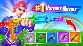 The *RAINBOW* Weapon Challenge!