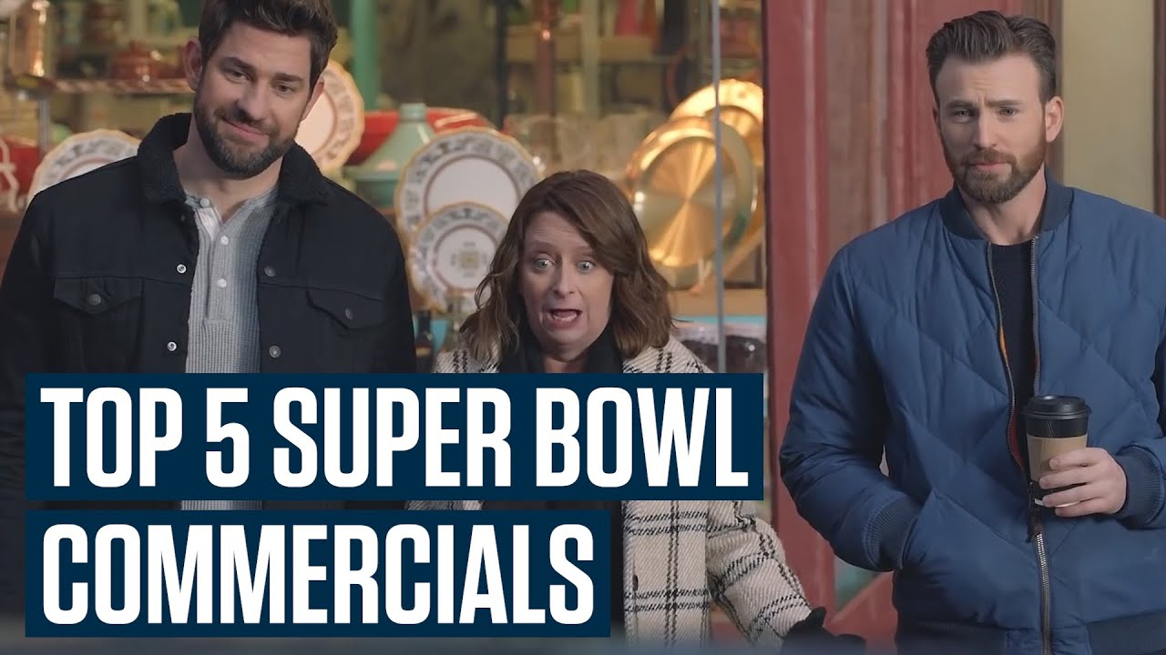 Best Super Bowl 2021 Commercials Top 5 Super Bowl 54 Commercials You Might Have Missed!   YouTube