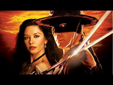 Zorro: CBM/Cartoon theme mashup