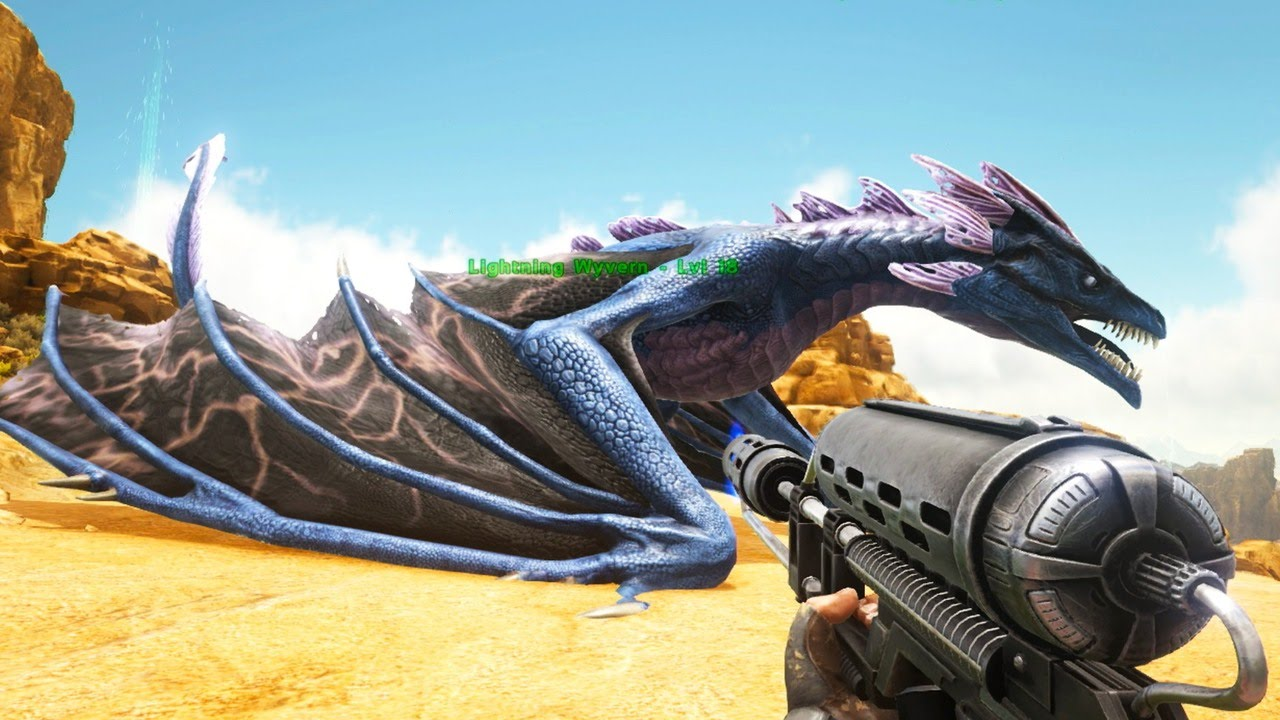 The Ultimate Tour Of Ark Survival Evolved Scorched Earth Youtube